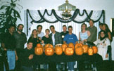 The pumpkin carvers
