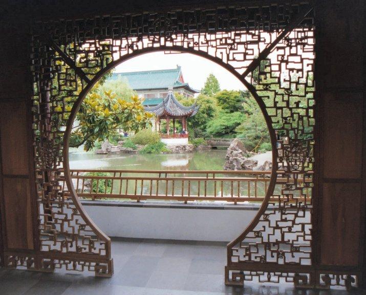 Dr Sun Yat Sen Classical Chinese Garden Vancouver Canada