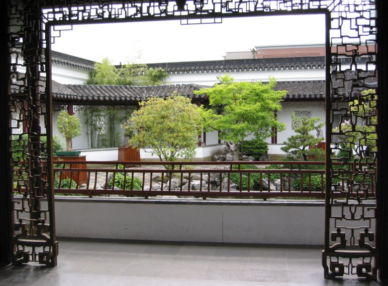 Dr. Sun Yat-Sen Clical Chinese Garden ~ Vancouver, Canada Chinese Style Garden Design on idea landscaping outdoor garden design, chinese style garden arbor, formal japanese garden design, asian garden design, japanese bamboo garden design,