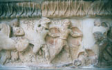 Frieze from the Treasury of the Siphnians