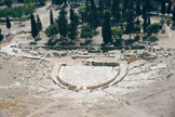 Theater of Dionysus from the Acropolis