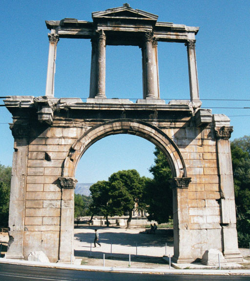 Tourism in Roman Greece