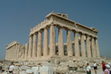 The Parthenon from the SE