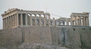 The Parthenon from the SW