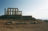 Temple of Poseidon & Propylaea