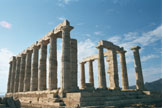 Temple of Poseidon from the SE