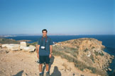 East coast of Cape Sounion