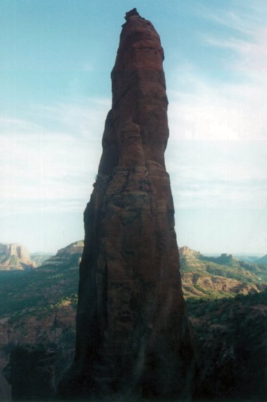 Cathedral Rock Spire